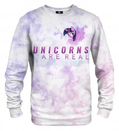 Mr. Gugu & Miss Go, Unicorns are Real sweater Miniatura $i