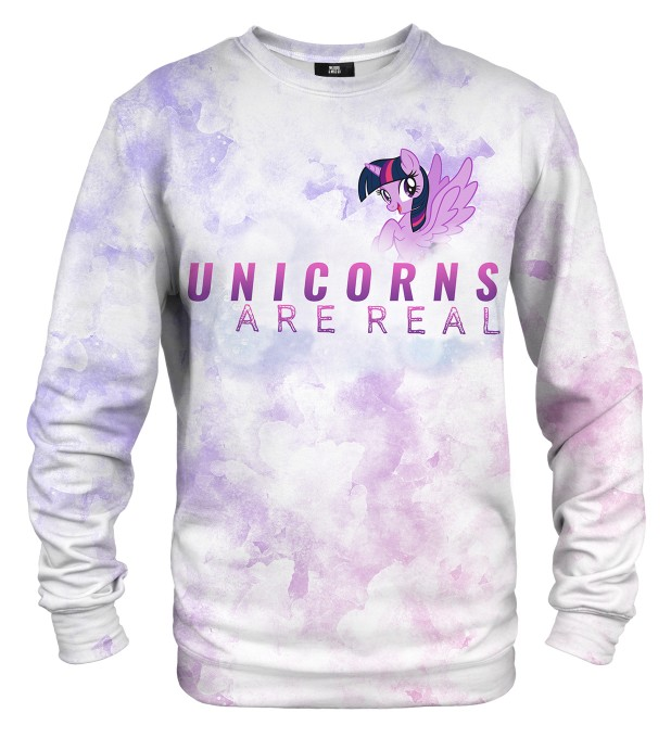 Unicorns are Real sweater Thumbnail 1