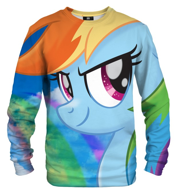 Rainbow Sky sweater Thumbnail 2
