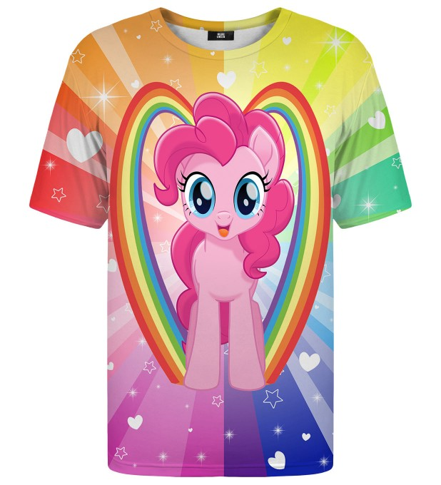 Pinkie Pie Love t-shirt Miniature 1
