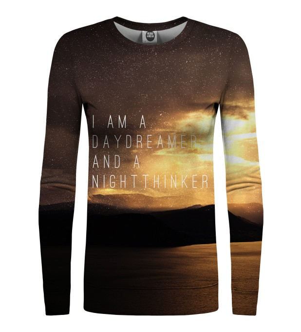 Day Dreamer womens sweatshirt Miniaturbild 1