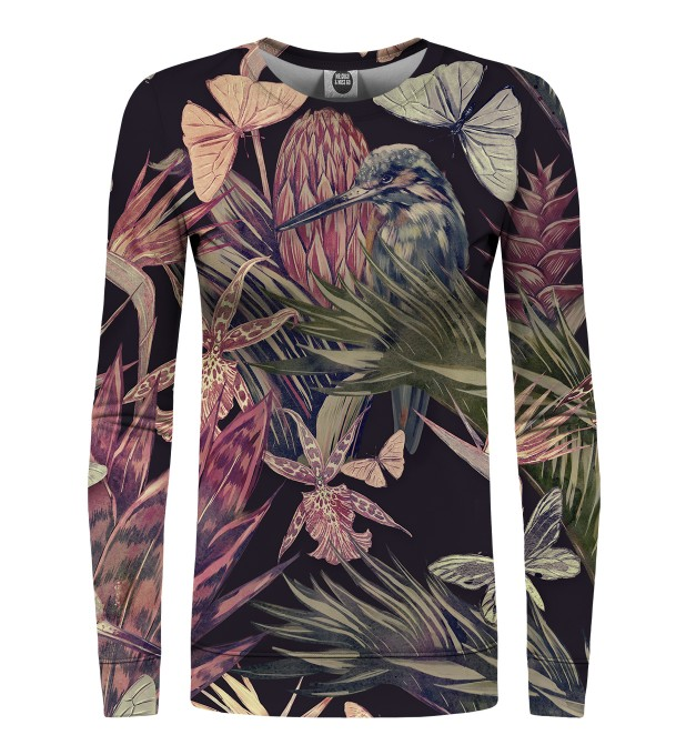 Jungle Bird womens sweater Miniature 1