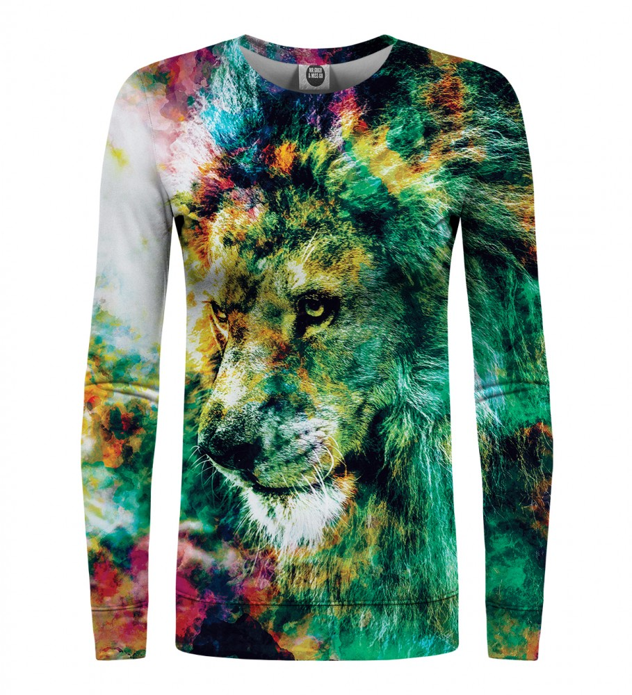 Mr. Gugu & Miss Go, King of Colors womens sweater Image $i