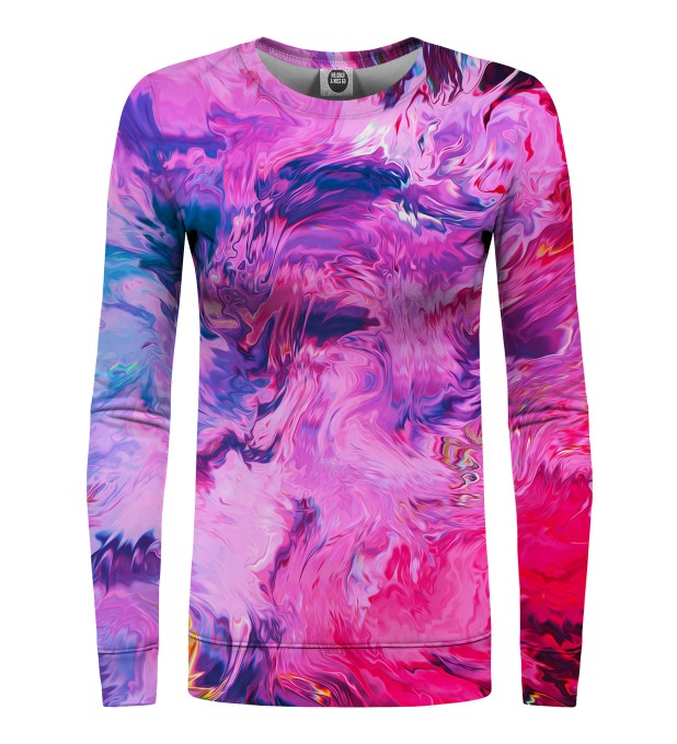 Modern Painting womens sweater Thumbnail 1