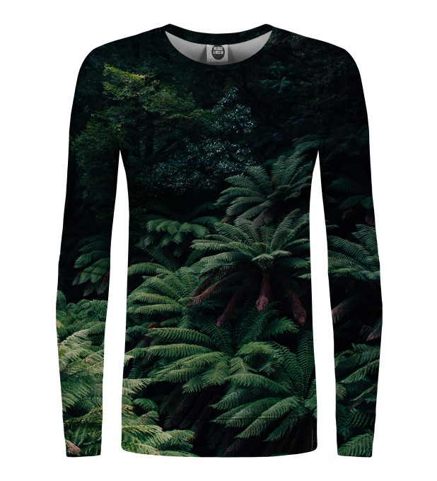 Jungle womens sweatshirt Miniaturbild 1