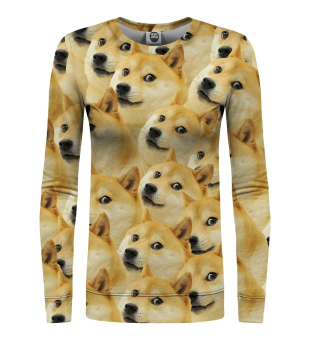 Doge womens sweater Miniature 1
