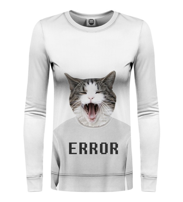 Error womens sweater Miniature 1