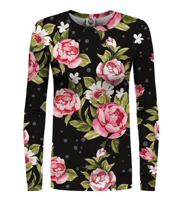 Red Roses womens sweater Thumbnail 1