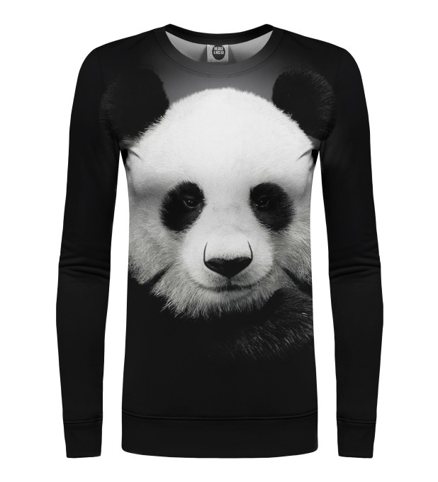 Panda womens sweater Miniature 1