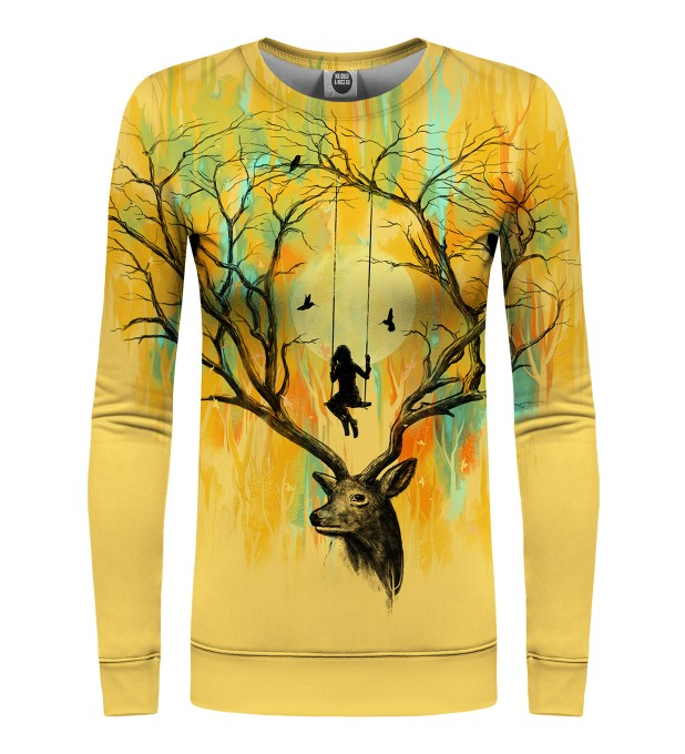 Deer Fantasies womens sweater Miniatura 1