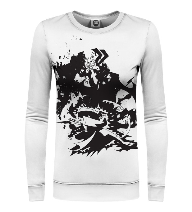 B&W Samurai womens sweater Thumbnail 1