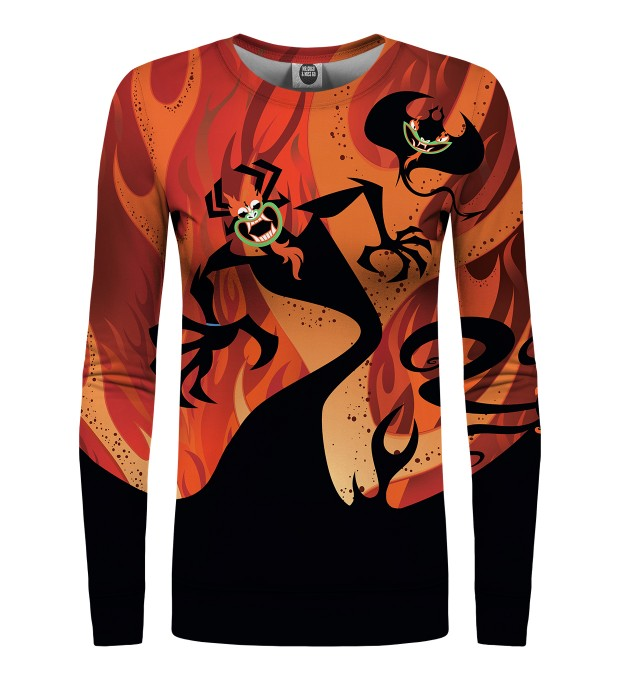 Aku Hell womens sweater Thumbnail 1
