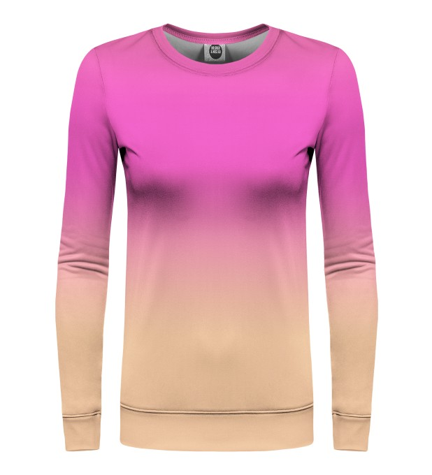Pink & Orange Hombre womens sweater Thumbnail 1