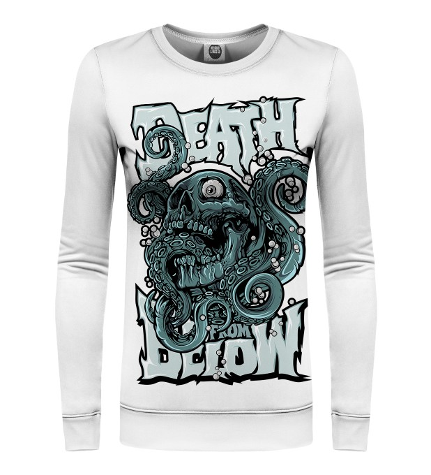 Dead from Below womens sweatshirt Miniaturbild 1