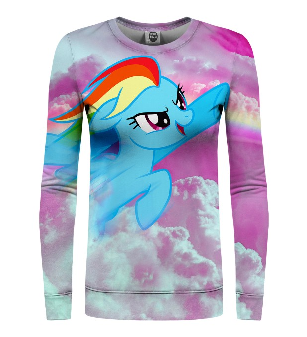 Rainbow in the Sky womens sweater аватар 1