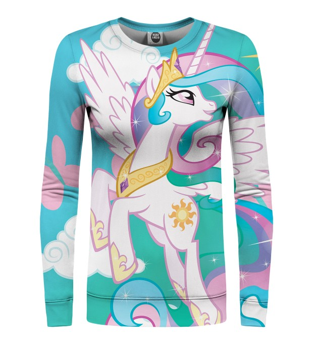 Princess Celestia womens sweater Miniature 1