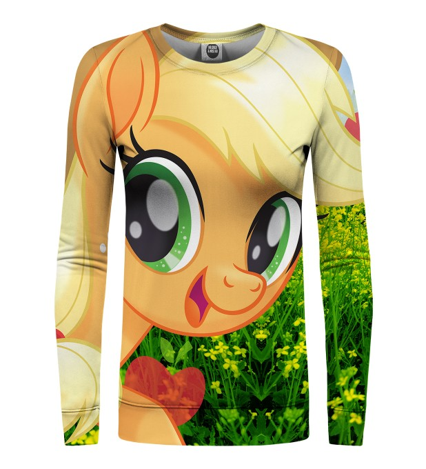 Applejack World womens sweater Miniature 1