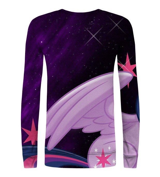 Sparkling Stars womens sweater Miniature 2