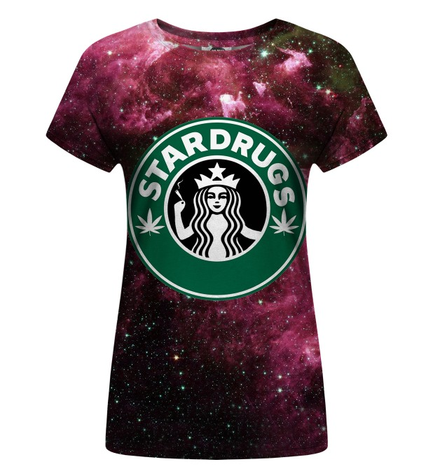 Stardrugs Womens t-shirt аватар 1