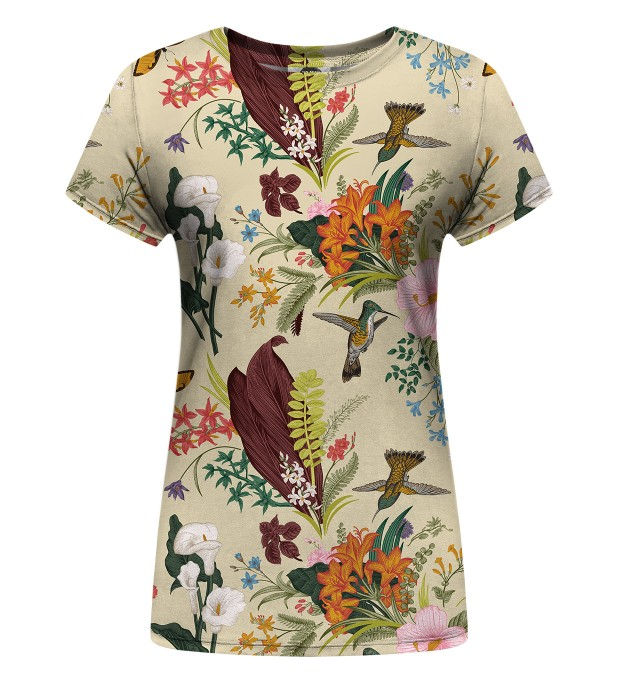 Nature Womens t-shirt Miniatura 1