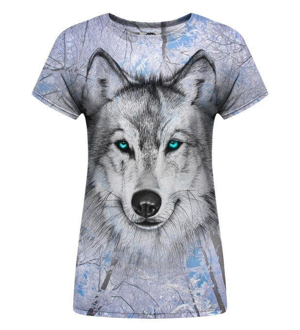 Wolves Womens t-shirt Miniatura 1