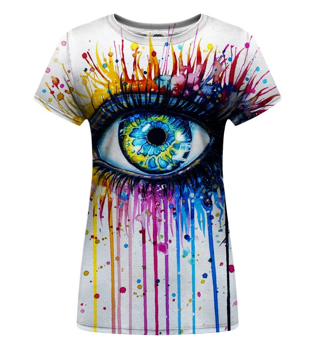 Fullprint Womens t-shirt Miniature 1
