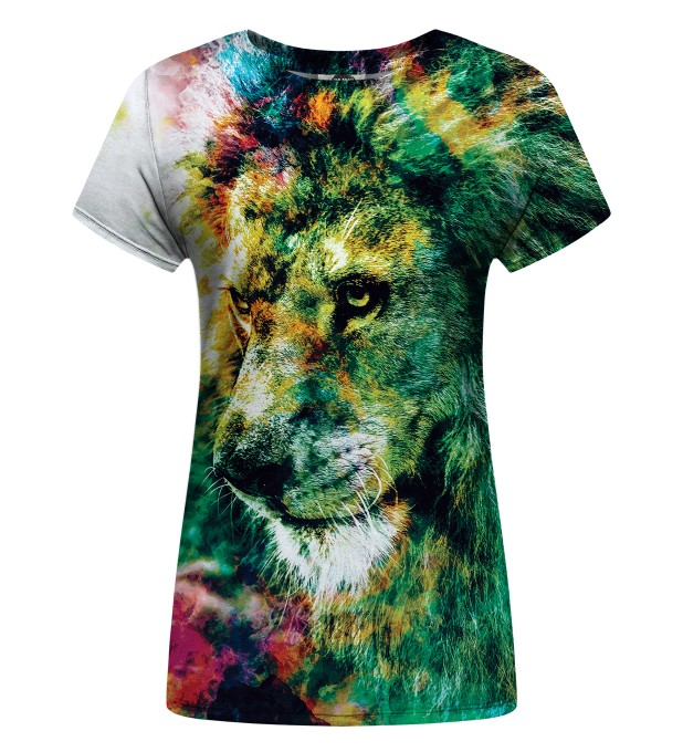 King of Colors Womens t-shirt Miniatura 1