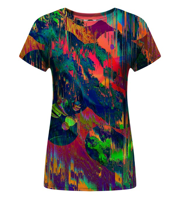 Wet Paint Womens t-shirt Thumbnail 1