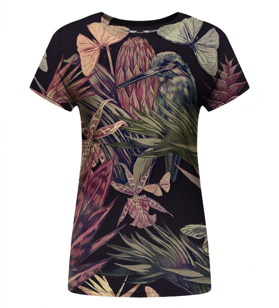 Mr. Gugu & Miss Go, Jungle Bird Womens t-shirt Фотография $i