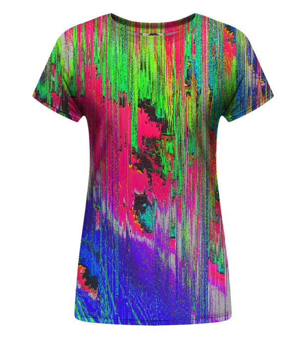 Drying Paint Womens t-shirt аватар 1