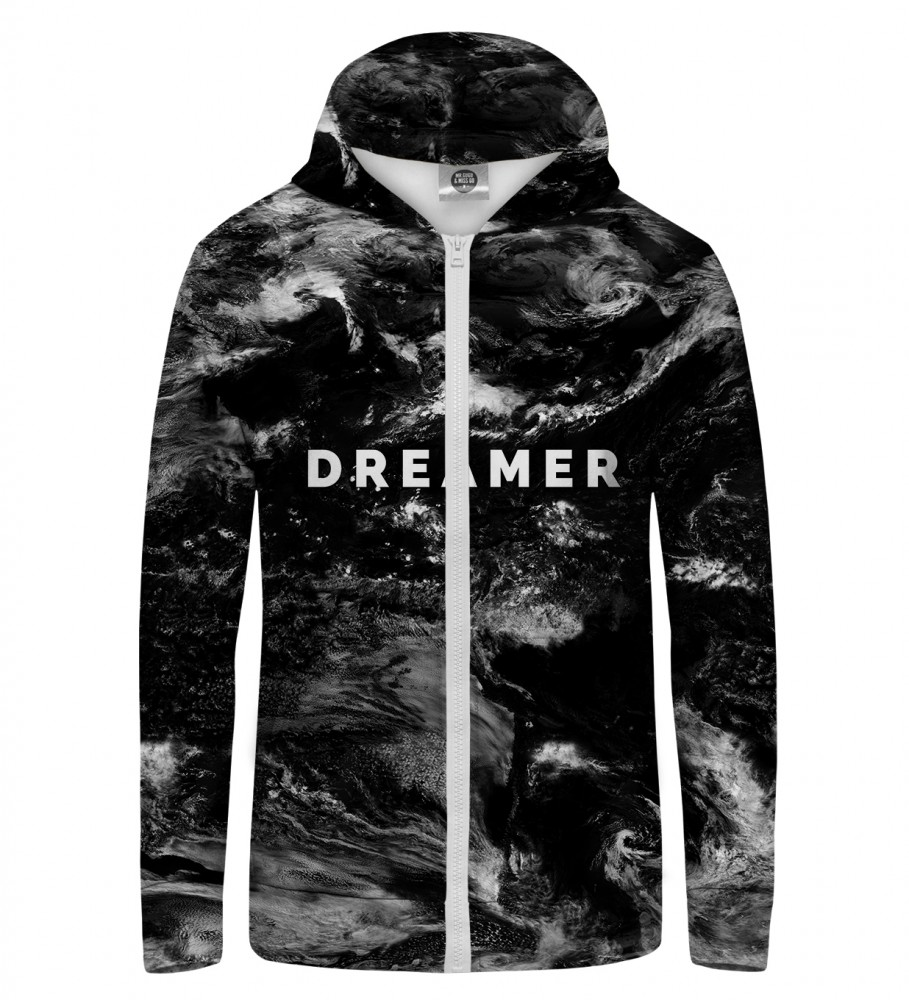 Mr. Gugu & Miss Go, Dreamer Zip Up Hoodie Image $i