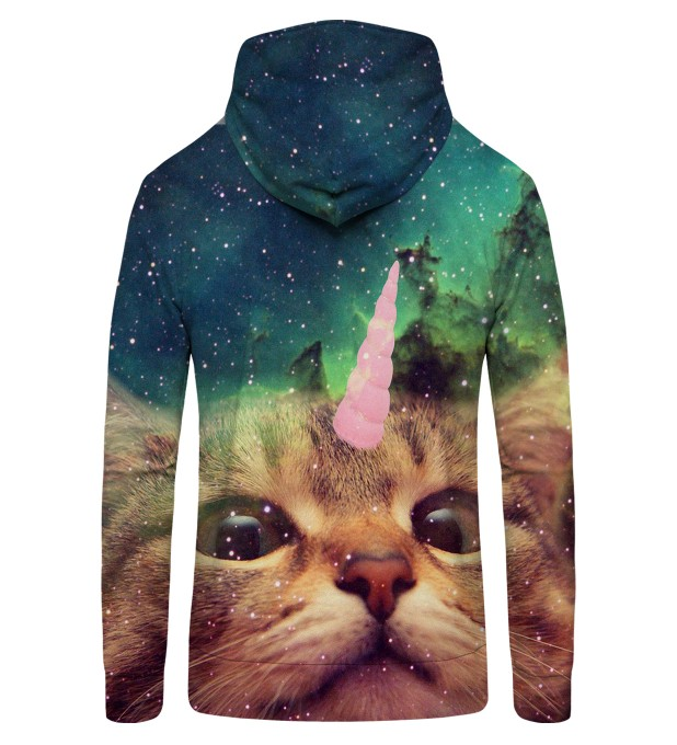 Unicat Zip Up Hoodie Thumbnail 2