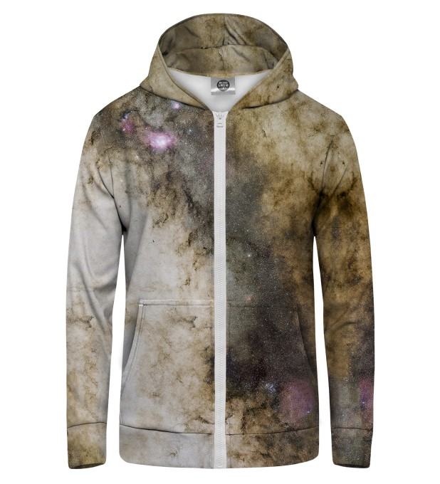MILKY WAY Zip Up Hoodie Miniatura 1
