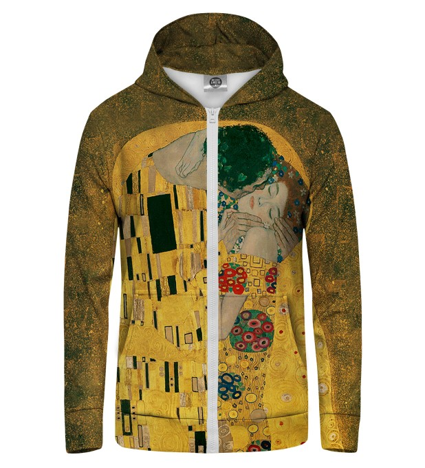 KISS  Zip Up Hoodie Thumbnail 1