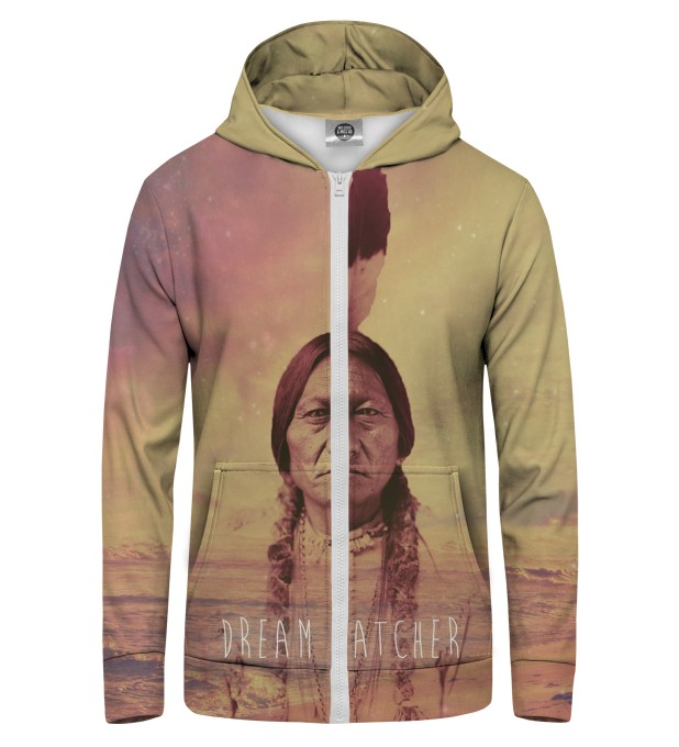 DREAM CATCHER Zip Up Hoodie Thumbnail 1