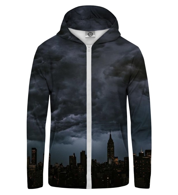 NYC Zip Up Hoodie Thumbnail 1