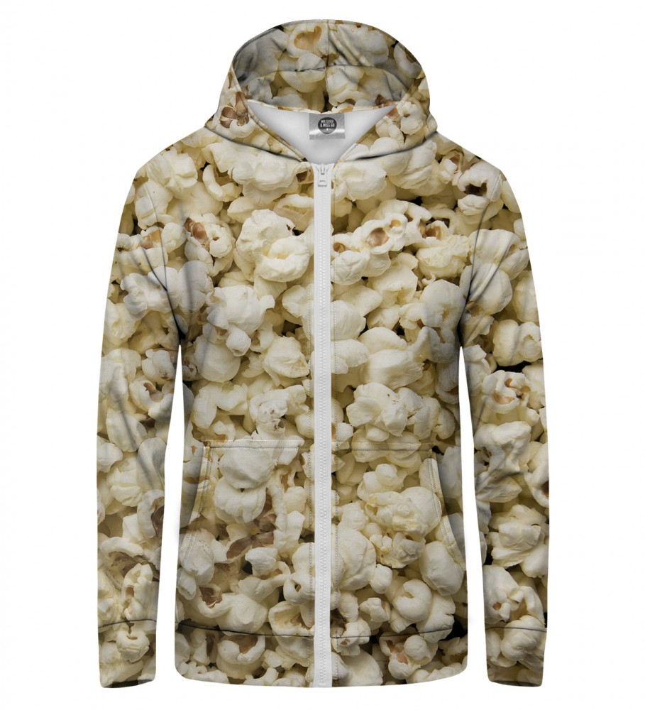 Mr. Gugu & Miss Go, POPCORN Zip Up Hoodie Image $i