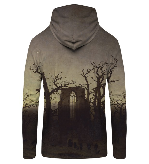 DARK GATE Zip Up Hoodie Miniature 2
