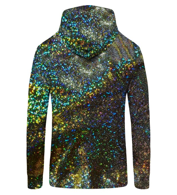 HOLOGRAM  Zip Up Hoodie Thumbnail 2