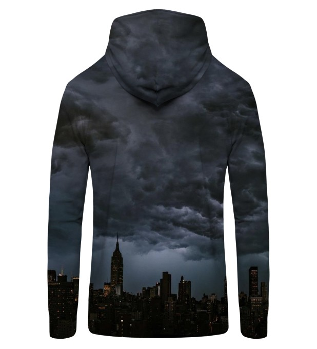 NYC Zip Up Hoodie Miniature 2