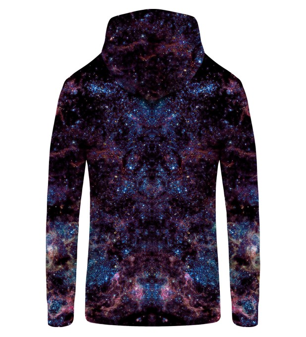 milky way1 Zip Up Hoodie Thumbnail 2