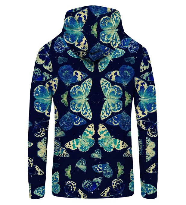 butterflies Zip Up Hoodie Thumbnail 2
