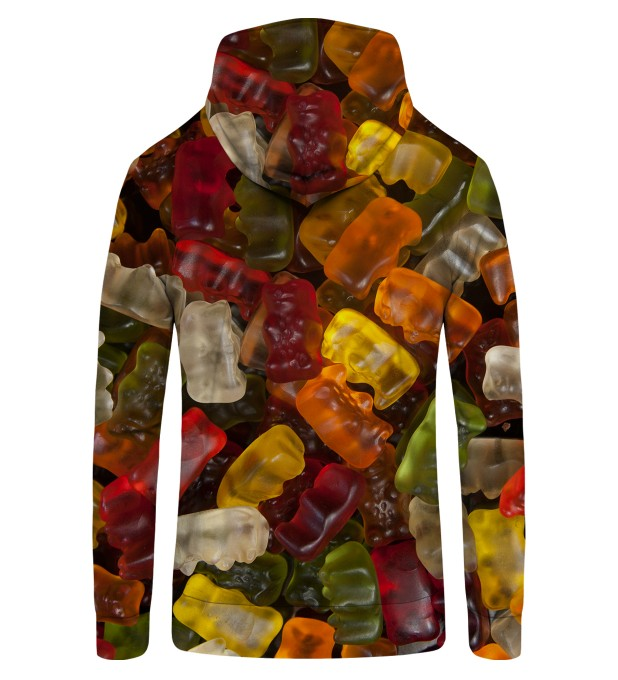 GUMMY BEARs Zip Up Hoodie Thumbnail 2