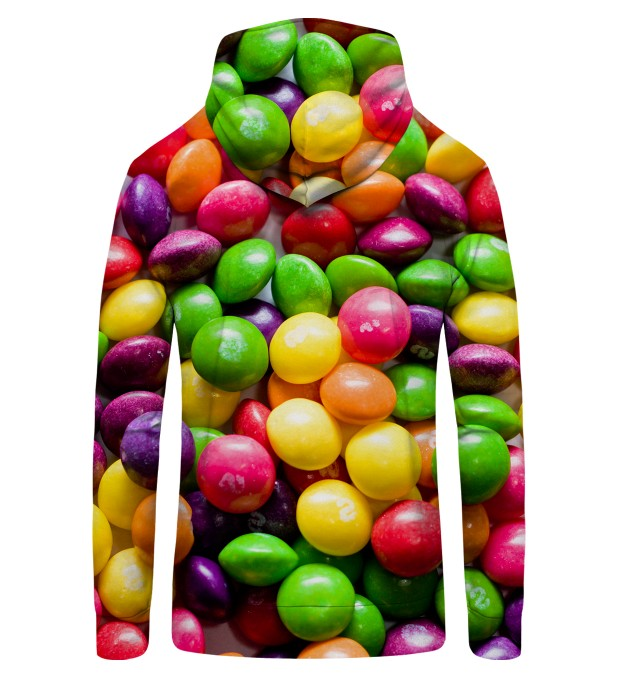 SWEETS Zip Up Hoodie Thumbnail 2