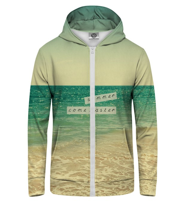 SUMMER Zip Up Hoodie Thumbnail 1