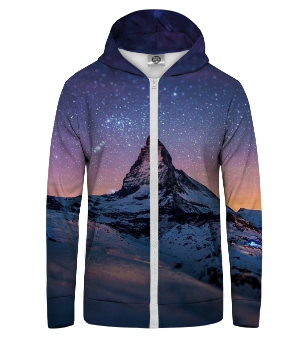 COLORADO SUNRISE SKY Zip Up Hoodie Thumbnail 1