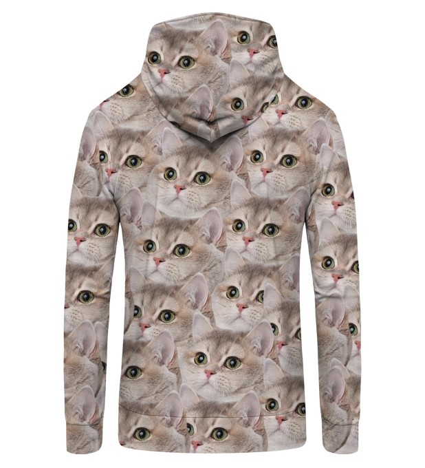 cats1 Zip Up Hoodie Thumbnail 2