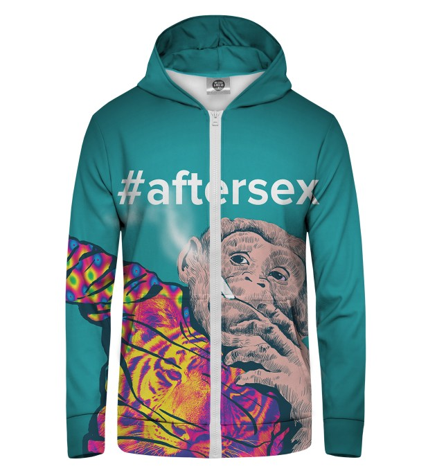aftersex Zip Up Hoodie Thumbnail 1