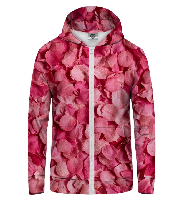 pieces of roses Zip Up Hoodie Thumbnail 1