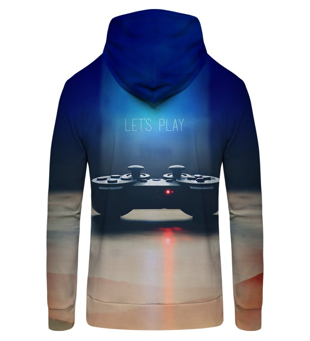 gamer Zip Up Hoodie Miniature 2